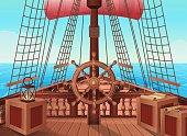 istock SHIP OF PIRATES 1243575911