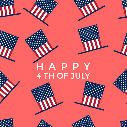 USA INDEPENDENCE DAY SEAMLESS PATTERNS