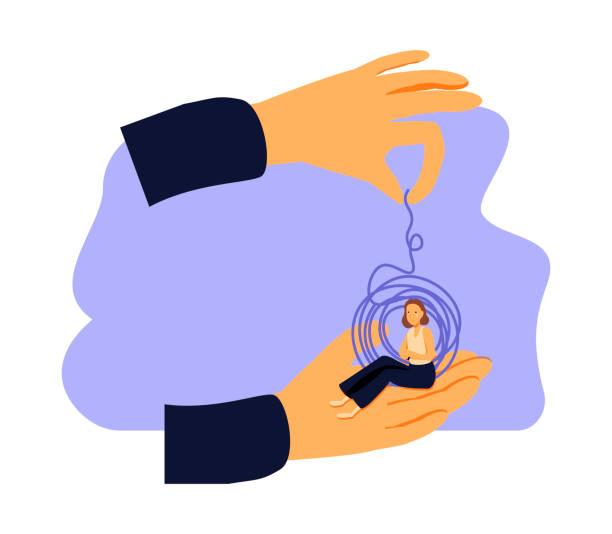 ilustrações de stock, clip art, desenhos animados e ícones de ðžñð½ð¾ð²ð½ñ‹ðµ rgb - puxar cabelos