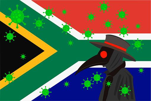 DR PESTE BANDERA SOUTH AFRICA