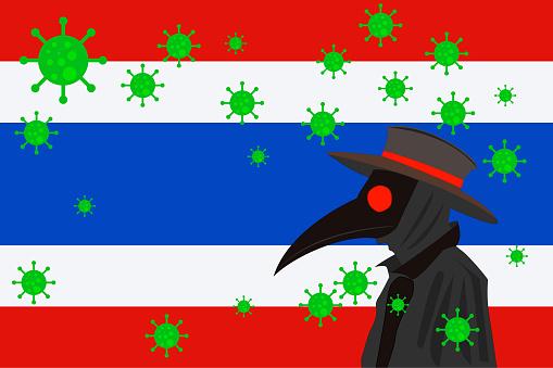 DR PESTE BANDERA THAILAND