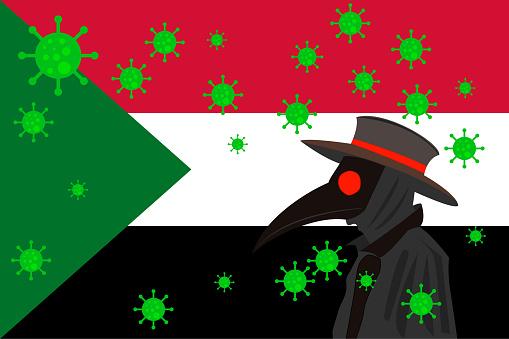 DR PESTE BANDERA SUDAN