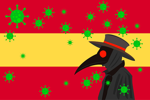 DR PESTE BANDERA SPAIN
