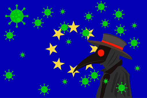 DR PESTE BANDERA UNION EUROPEAN