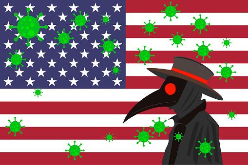 DR PESTE BANDERA USA