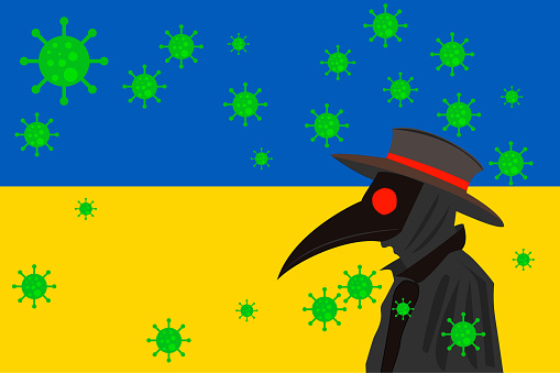 DR PESTE BANDERA UKRAINE