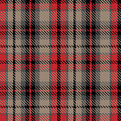 Tartan pattern classical. Abstract seamless checkered pattern. Colored Scottish cage. Vector graphics printing on fabrics, shirts and textiles.