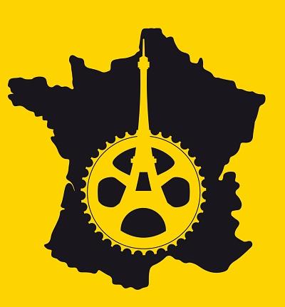 TOUR DE FRANCE MINIMAL POSTER
