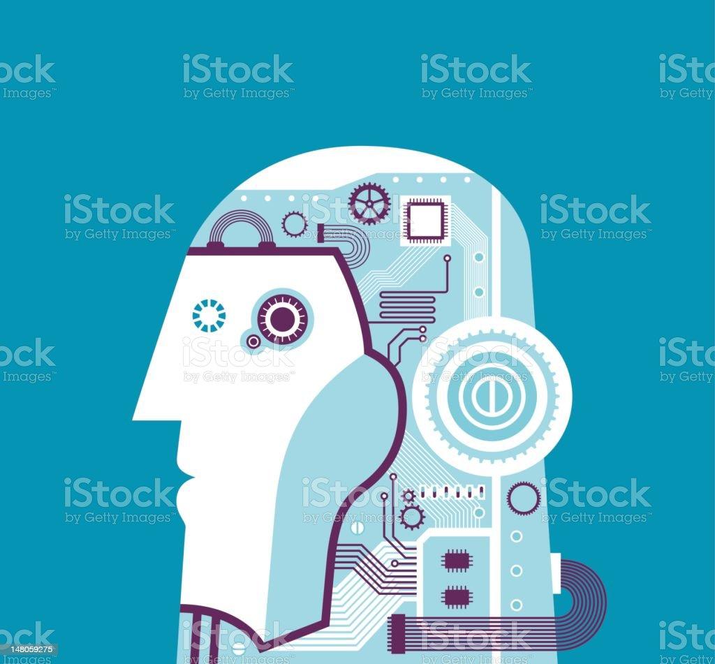 AI vector art illustration