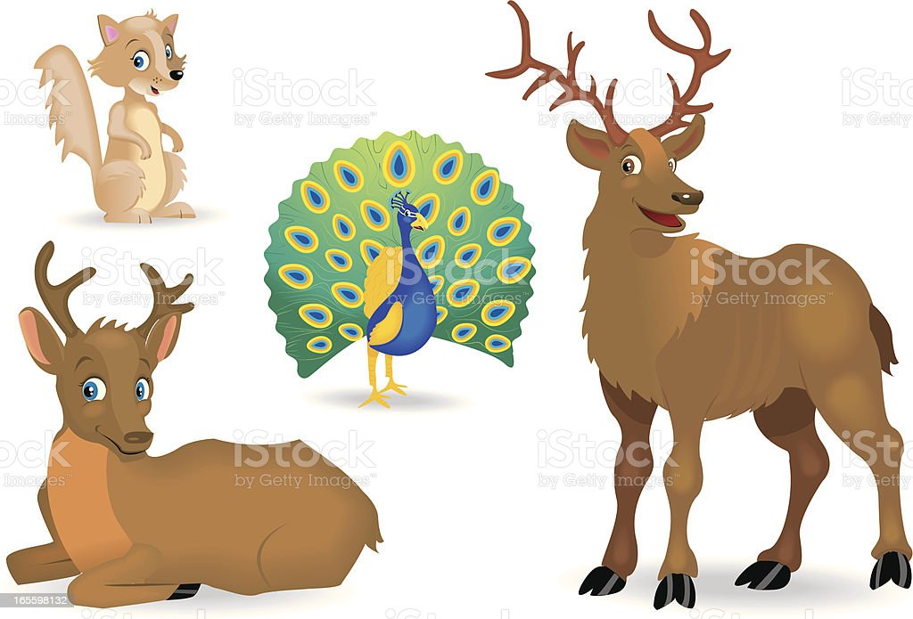 ANIMAL royalty-free animal stock vector art & more images of animal
