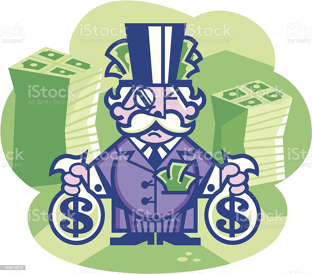 MONEY! royalty-free stock vector art