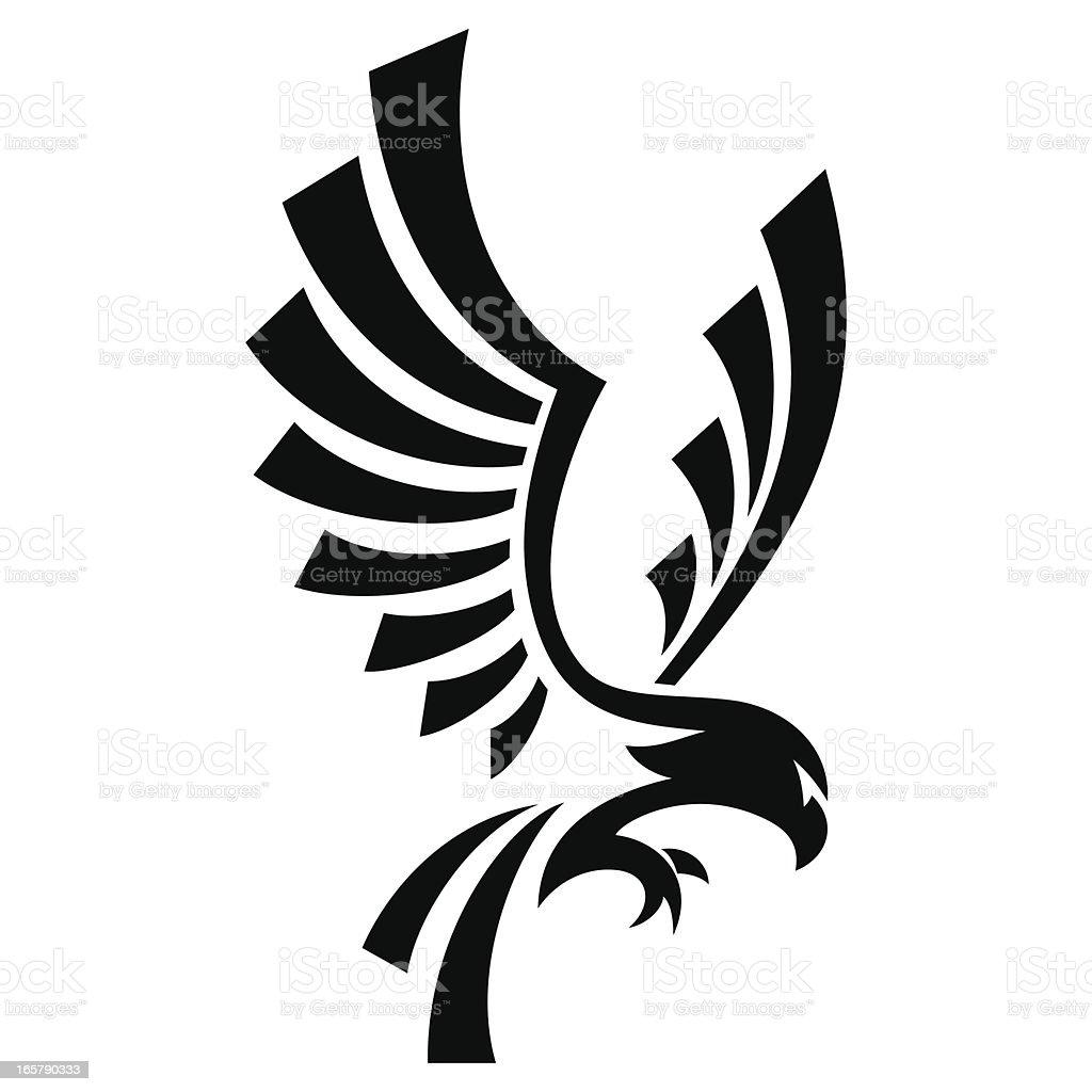 royalty free hawk clip art vector images amp illustrations