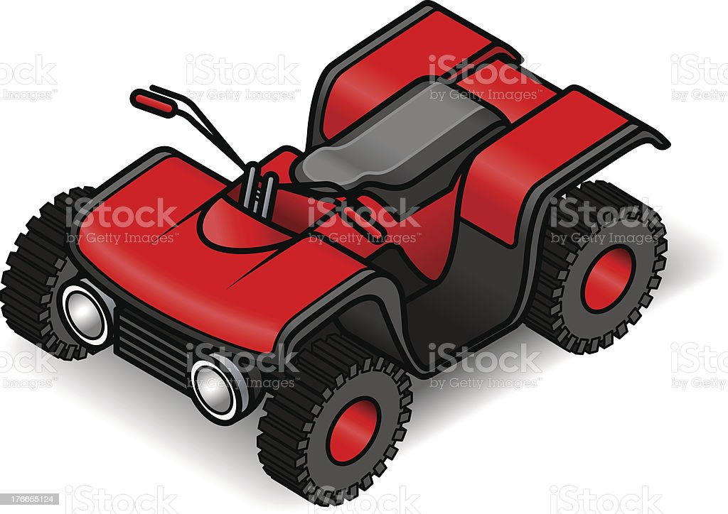 ATV royalty-free atv stock vector art & more images of adventure