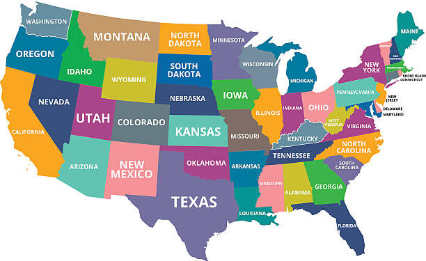 Tennessee Map Clip Art Vector Images Illustrations IStock - Tennessee usa map
