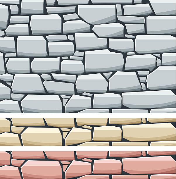 Stone Block Clip Art : Royalty free stone slab clip art vector images
