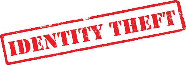 identity theft - identity theft stock illustrations, clip art, cartoons, & icons