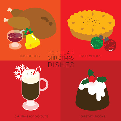 POPULAR CHRISTMAS DISHES