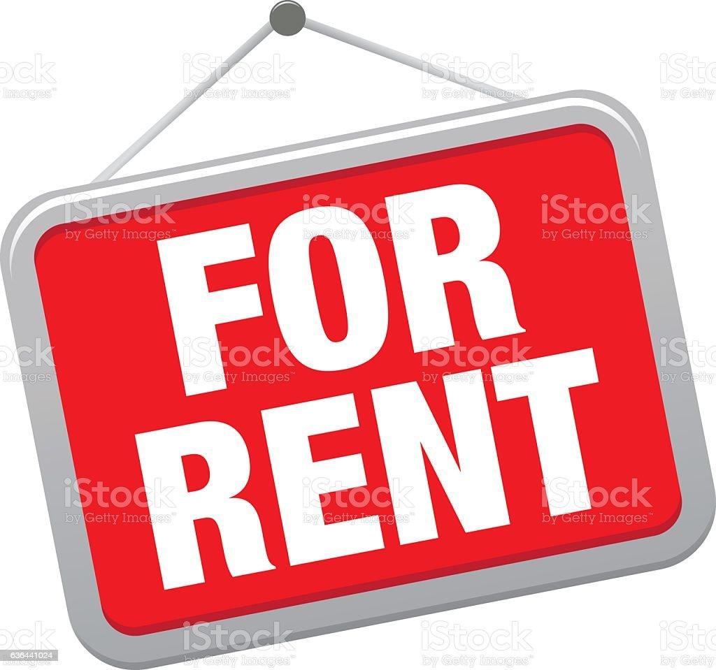 for rent イラストレーションのベクターアート素材や画像を多数ご用意