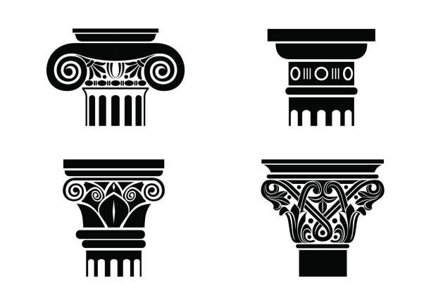 ilustrações, clipart, desenhos animados e ícones de rgb основные - capitel