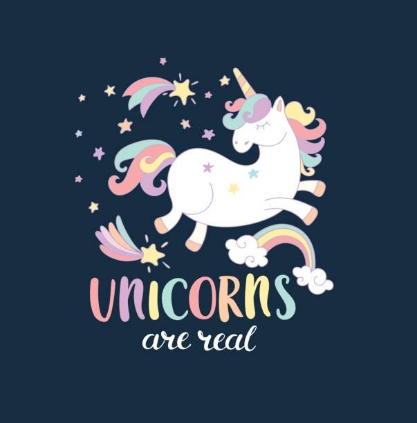 ilustraciones, imágenes clip art, dibujos animados e iconos de stock de ð Ÿ ðµñ ‡ ð ° ñ ' ñ Œ - unicornio