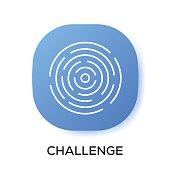 CHALLENGE APP ICON