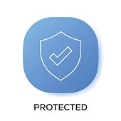 PROTECTED APP ICON