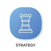 STRATEGY APP ICON