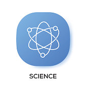 SCIENCE APP ICON