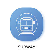 SUBWAY APP ICON