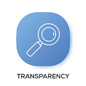 TRANSPARENCY APP ICON