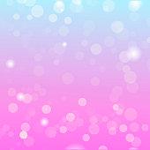 Soft lights background colorful vector illustration bokeh