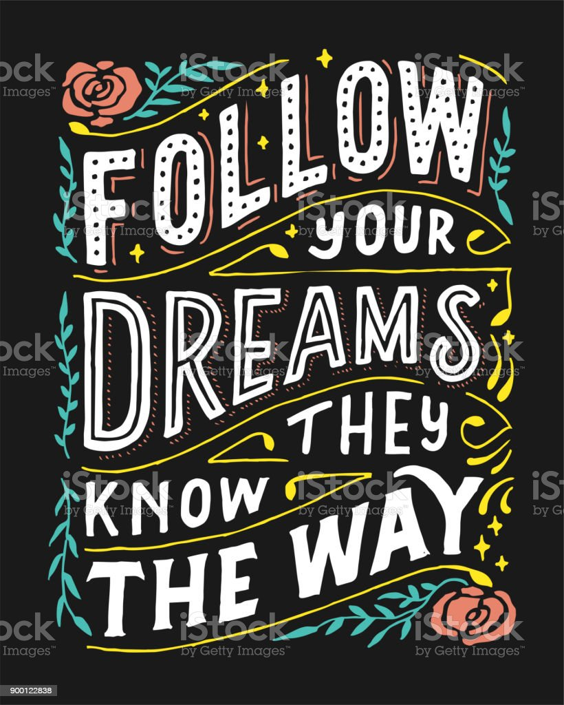 Follow Your Dreams They Know The Way 1 Coffee Shop Quotes