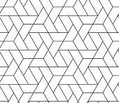 POLYGON SHAPE ON WHITE BAKCGROUND. TRIANGLE DESIGN ART. STYLISH SACRED TEXTURE