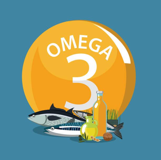 bildbanksillustrationer, clip art samt tecknat material och ikoner med omega10 - omega 3
