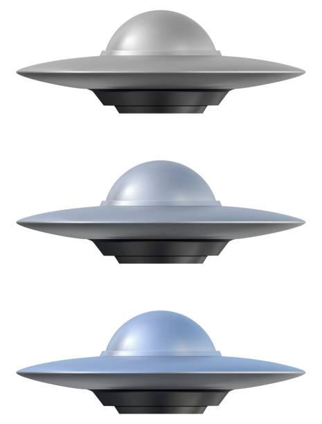stockillustraties, clipart, cartoons en iconen met ufo - ufo