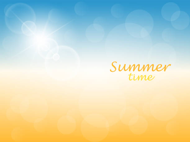 ð Ÿ ðµñ ‡ ð ° 켜짐-' 켜짐-Œ - summer background stock illustrations