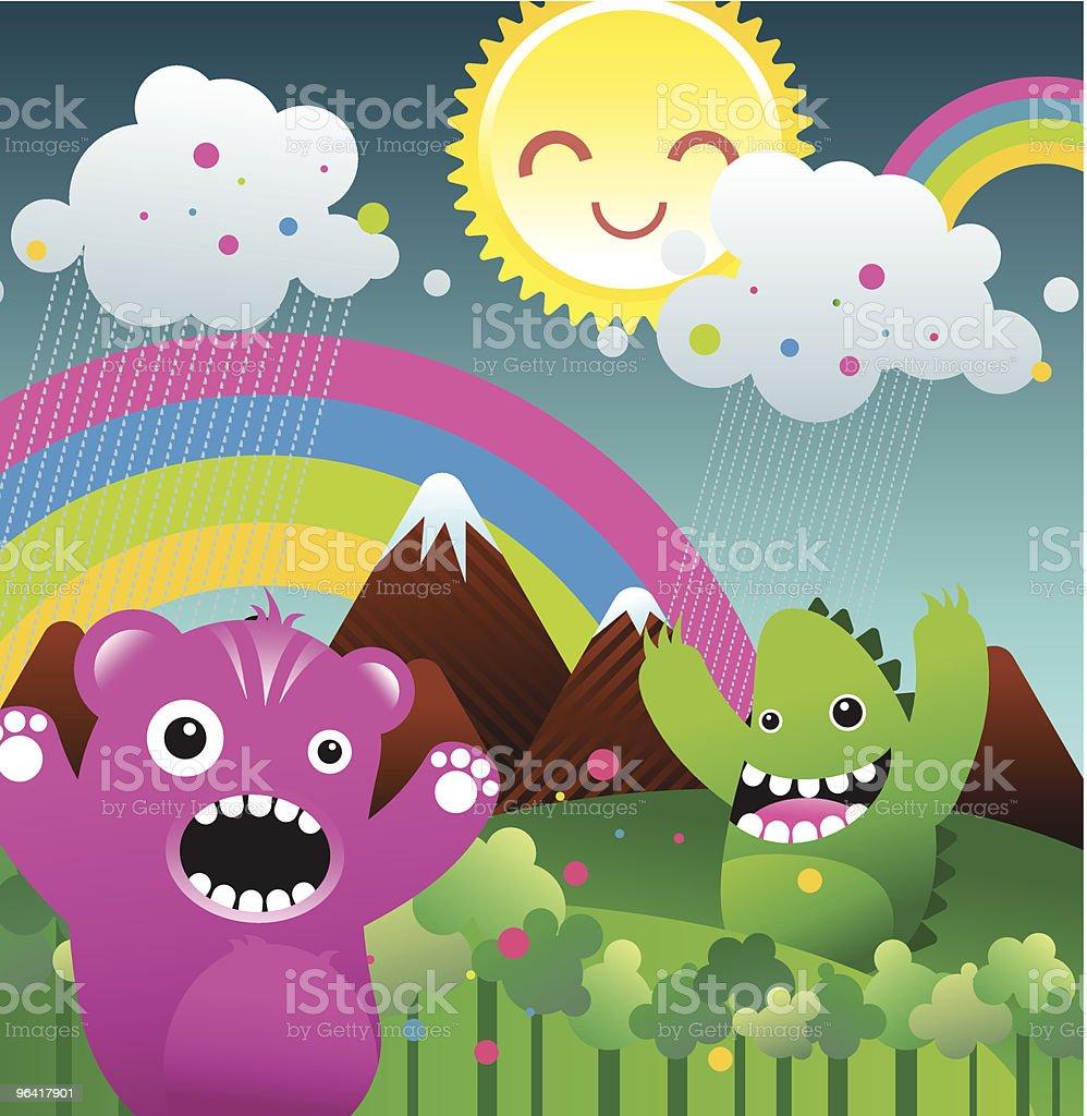 GRRRRRRRR royalty-free grrrrrrrr stock vector art & more images of animal themes