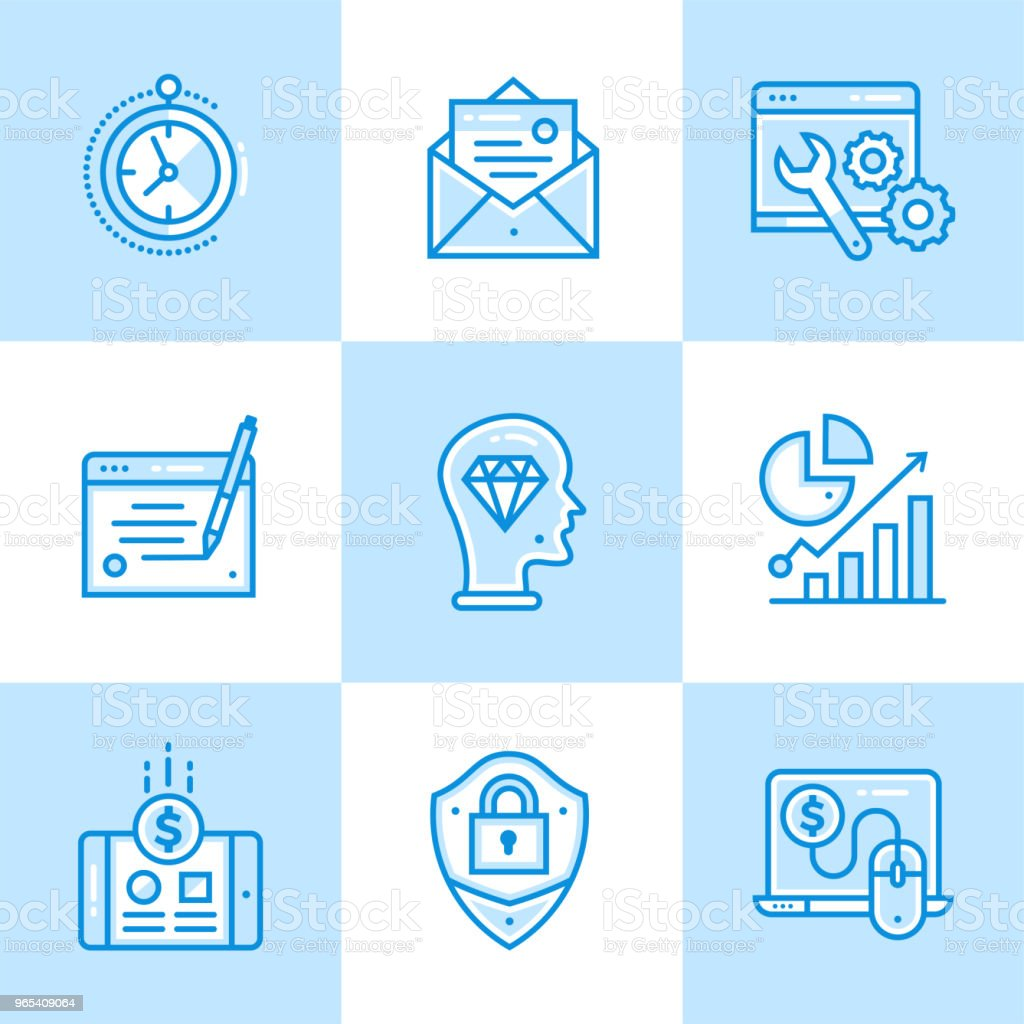 ST_01 royalty-free st01 stock vector art & more images of business