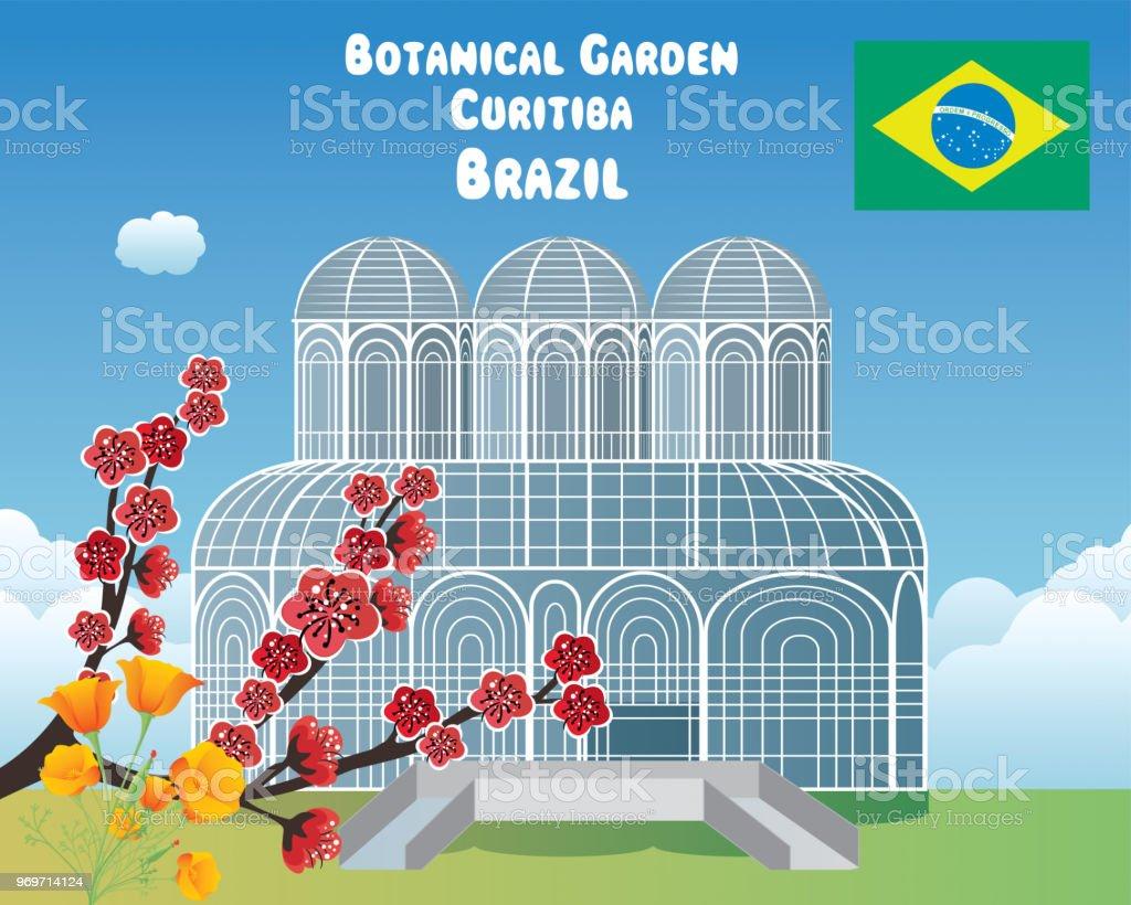 Royalty Free Botanical Garden Clip Art Vector Images