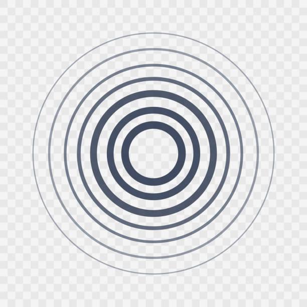 ðŸðµñ‡ð°ñ'ñŒ - sound wave stock illustrations, clip art, cartoons, & icons