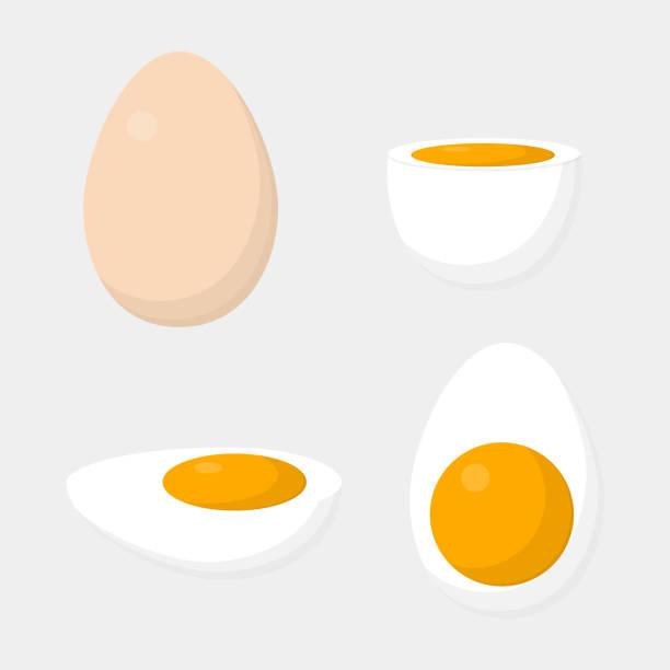 bildbanksillustrationer, clip art samt tecknat material och ikoner med печать - ägg