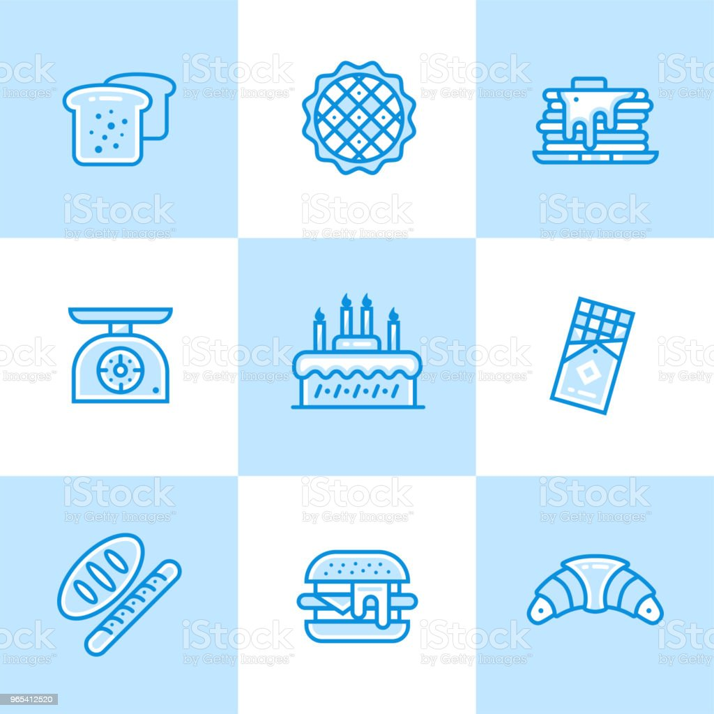 01_Template royalty-free 01template stock illustration - download image now