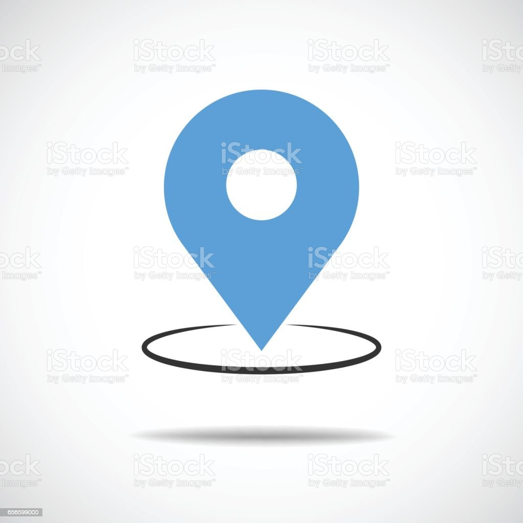 03-Map icon vector art illustration