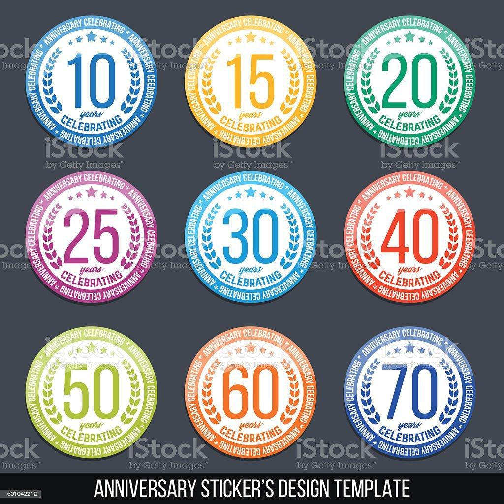 10th 20th 30th 40th 50th 60th jubilee logo logotype stock vector art 10th 20th 30th 40th 50th 60th jubilee logo logotype biocorpaavc Choice Image