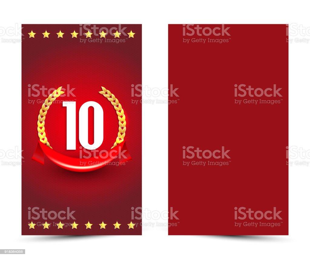 Modle de carte 10e anniversaire dcor invitation anniversaire 10 modle de carte 10e anniversaire dcor invitation anniversaire 10 ans modle de carte 10e stopboris Choice Image