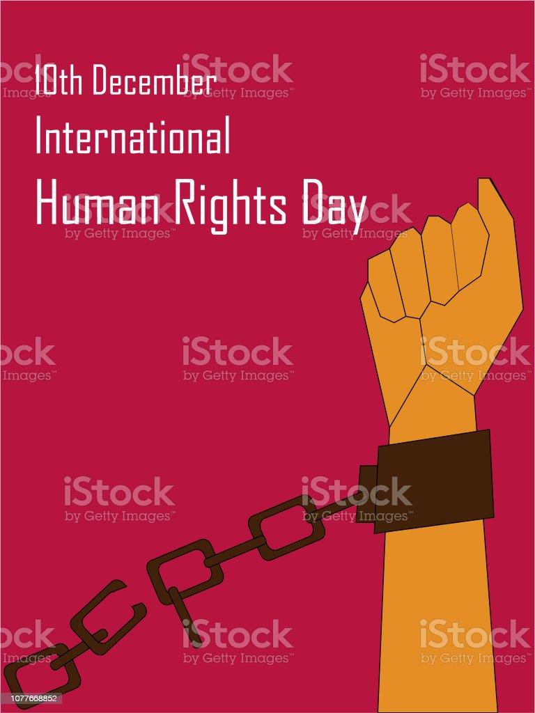 10th December International Human Rights Day
