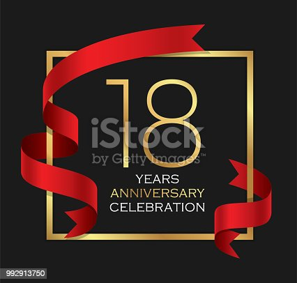 years, anniversary, celebration, background, vector