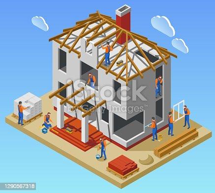 istock 1902.i403.001.P.m004.c26.House construction phases isometric 1290567318