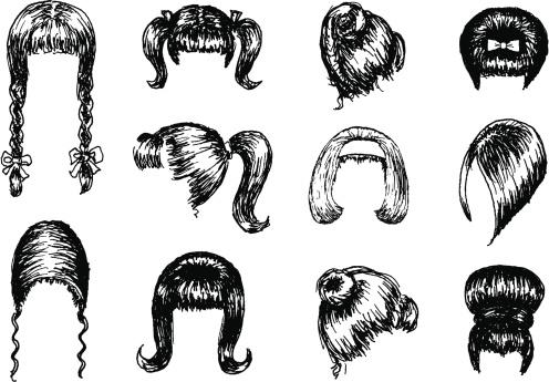 1960s hairdos