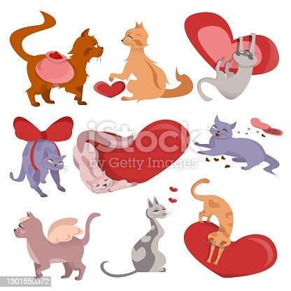 istock 1.draw-cat-hug-red-hearts-valentine-s-day_29.12.2020 1301550372